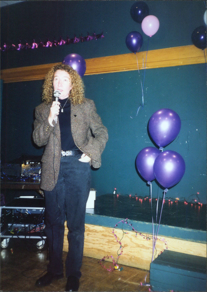 1998- SCS Welcomes Ann McGettigan